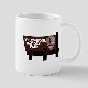 Yellowstone National Park, WY Mug