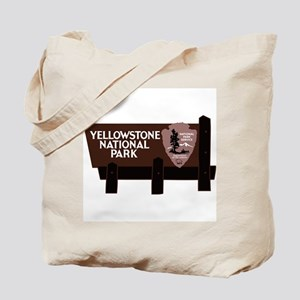 Yellowstone National Park, WY Tote Bag