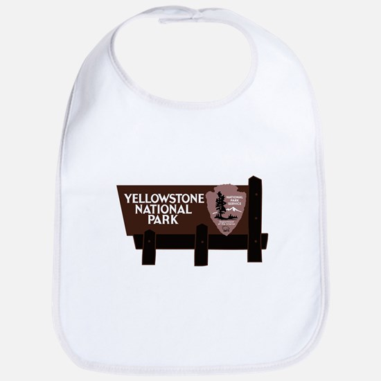 Yellowstone National Park, WY Bib