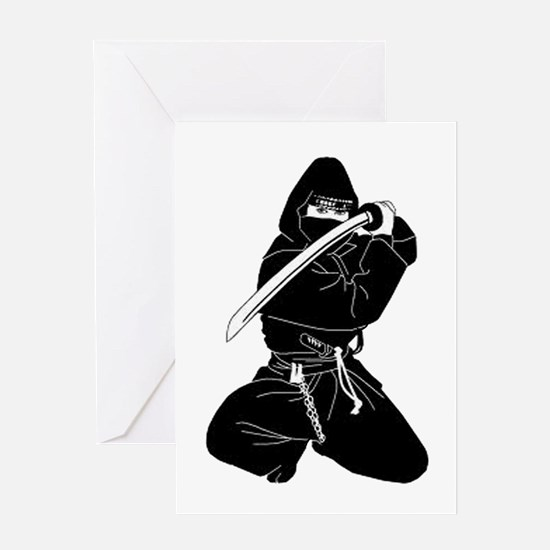 SHADOW Greeting Cards