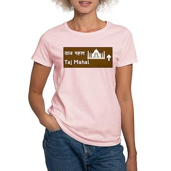 Taj Mahal, India Women's Light T-Shirt