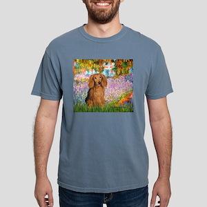 MP-Gardn-M-LHDachs Mens Comfort Colors Shirt