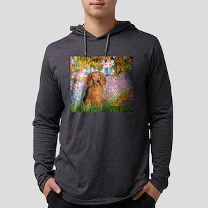 MP-Gardn-M-LHDachs Mens Hooded Shirt