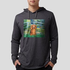 MP-Bridge1-LHDachs Mens Hooded Shirt