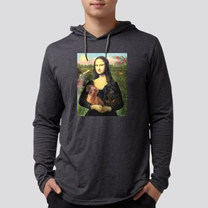 8x10-MONA-DachsPR1 Mens Hooded Shirt