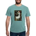 57-Oph2-Dachs-blk2 Mens Comfort Colors Shirt