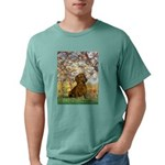 MP-SPRING-Dachs1 Mens Comfort Colors Shirt