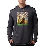 MP-SPRING-Dachs1 Mens Hooded Shirt