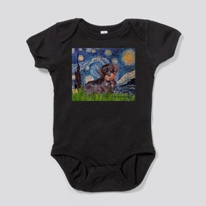 MP--Starry-WDachs2.png Baby Bodysuit