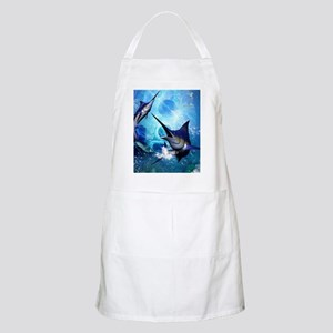 Awesome marlin Apron