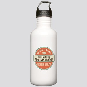 network administrator Stainless Water Bottle 1.0L