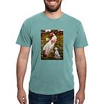 Dalmatian 1 - Windflowers Mens Comfort Colors