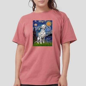 Dalmatian 1 - Starry Night (Vert.) Womens Comf