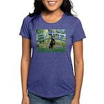MP-BRIDGE-Dobie1 Womens Tri-blend T-Shirt