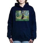 MP-BRIDGE-Dobie1 Women's Hooded Sweatshirt