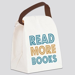 Read More Books Canvas Lunch Bag