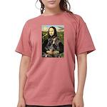 MONA-DobiePAIR1.png Womens Comfort Colors Shirt
