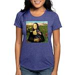 MP-Mona-Dobie1 Womens Tri-blend T-Shirt