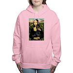 MP-Mona-Dobie1 Women's Hooded Sweatshirt
