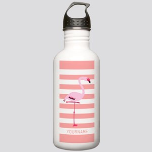 Coral Flamingo Persona Stainless Water Bottle 1.0L