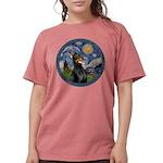 8x10-Starry-Dobie1 Womens Comfort Colors Shirt