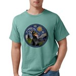 8x10-Starry-Dobie1 Mens Comfort Colors Shirt