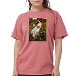 WINDFLOWERS-Dobie1 Womens Comfort Colors Shirt