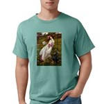 WINDFLOWERS-Dobie1 Mens Comfort Colors Shirt