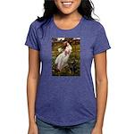 WINDFLOWERS-Dobie1 Womens Tri-blend T-Shirt