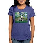 MP-BRIDGE-EBD-White9 Womens Tri-blend T-Shirt