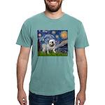 MP-STARRY-EBD-White9 Mens Comfort Colors Shirt
