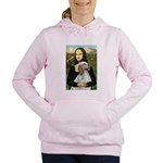 MP-MONA-EngSetter Women's Hooded Sweatshirt