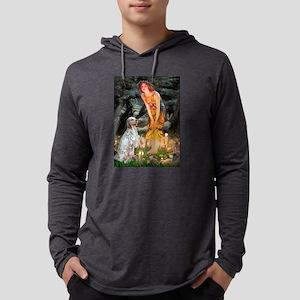 MIDEVE-EnglishSetter1 Mens Hooded Shirt