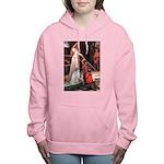MP-ACCOLADE-EnglishSetter1 Women's Hooded Swea