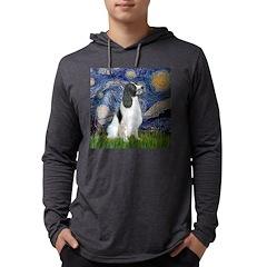 Starry - EnglishSpringer Mens Hooded Shirt