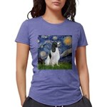 Starry - EnglishSpringer Womens Tri-blend T-Shirt