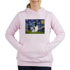 Starry - EnglishSpringer Women's Hooded Sweatshirt