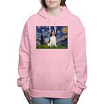 card-Starry-ESpringer2 Women's Hooded Sweatshi