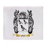 Noli Throw Blanket
