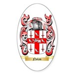 Nolan Sticker (Oval 10 pk)