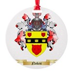 Nokes Round Ornament