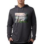 Eskimo Spitz 1 - By the Seine Mens Hooded Shir