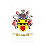 Noke Sticker (Rectangle 10 pk)