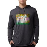 Eskimo Spitz 1 - Garden Mens Hooded Shirt
