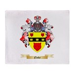 Noke Throw Blanket