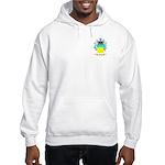 Noirez Hooded Sweatshirt