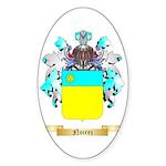Noirez Sticker (Oval)