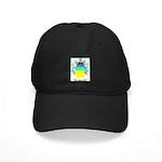 Noire Black Cap