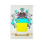 Noire Rectangle Magnet (100 pack)
