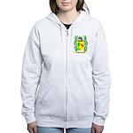 Noguiera Women's Zip Hoodie